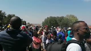 President Cyril Ramaphosa addresses Soweto community on electricity