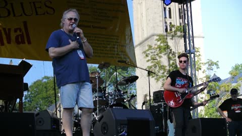 2016-08-20 Quinn Sullivan, Morristown, NJ Jazz and Blues Festival