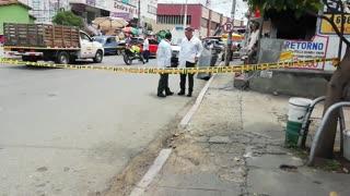 Video: Un hombre fue 'sicareado' en Floridablanca