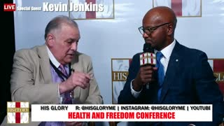 Kevin Jenkins: Health and Freedom Conference Tulsa Day 2