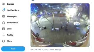 Mysterious Twitter Account Posts Video of Nashville Bombing