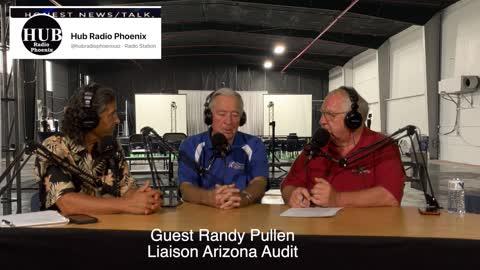 Randy Pullen - Liaison for the Arizona Audit - Update Part 2