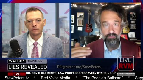 Dr. David Clements LIVE! Bad Actors EXPOSED, Coup Attempt REAL, All Lies REVEALED!