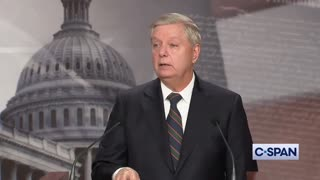 Lindsey Graham: 25th Amendment Not Appropriate At This Point