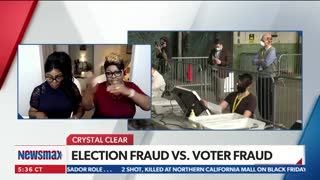 Diamond & Silk on the Election fraud