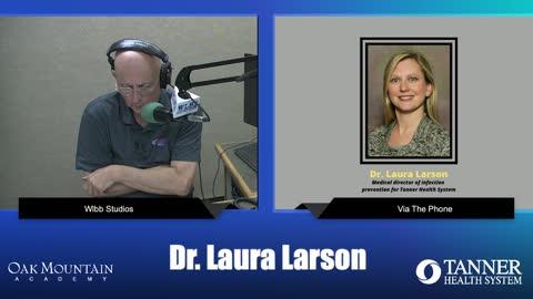 Community Voice 8/31/21 - Dr. Laura Larson