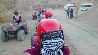 Safari Trip In Dahab Mountains