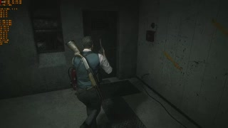 Resident Evil 2 Pt22 WTF are these munstrs?