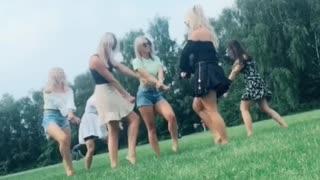 Friend party summer