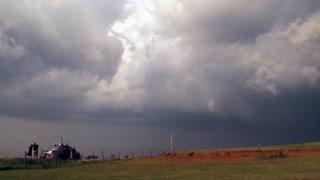 Storm Chasers: Sideways Tornado