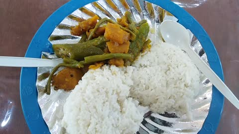 Pinakbet for lunch-sarap nito!!