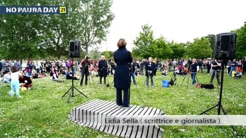 NO PAURA DAY 21, Cesena 1/5/2021, Lidia Sella