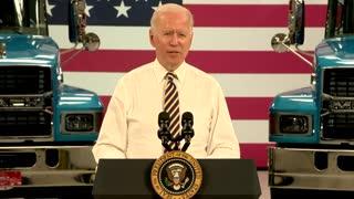 Biden Confuses President Trump and President Obama: 'Excuse Me, Freudian Slip'