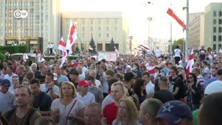 Represiones en Bielorrusia