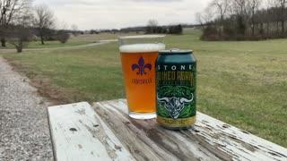 Beer Review 21-04 Stone Triple IPA
