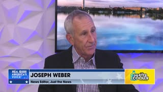 Joseph Weber on Today's Headlines