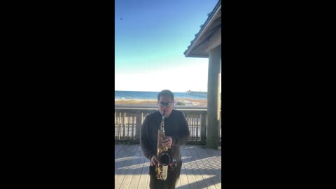 Have yourself a merry little Christmas Sax cover