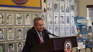 Gov DeSantis Awards Felix Rodríguez with Governor's Medal of Freedom