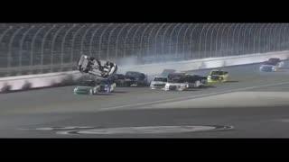 Caught on Cam Nascar Crash Compilation