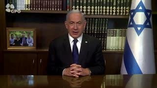 Netanyahu pledges to reduce carbon footprint by 2050
