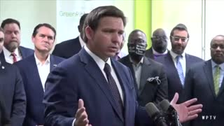 Florida Gov. DeSantis Says No, Kids Don't Need to Wear Masks at School in Fall