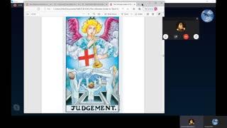 The Judgement Tarot card