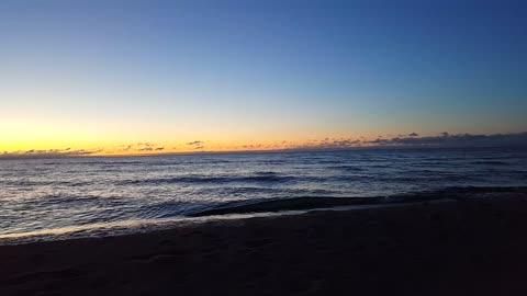 Lake Huron Sunrise