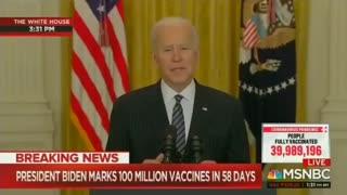 Biden calls Harris President...Again