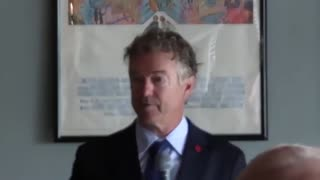 """Rand Paul Calls Out Dr. Fauci: """"He Was Lying To You"""""""