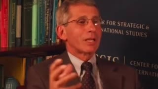 Fauci Haunted by Resurfaced Comments on Gain of Function Research ..!!!