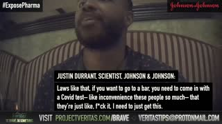 """Project Veritas EXPOSES COVID Vaccine Part 3: """"Kids Shouldn't Get A F****** [COVID] Vaccine"""""""