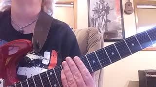 Belong- X Ambassadors Cari Dell Guitar Lesson