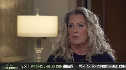 "Project Veritas Whistleblower Goes Public w Secret Recordings ""V is full of Sh*t"""