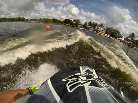 Amazing Jet Ski Stunts at 2015 World Championships