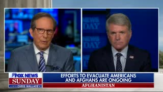 GOP Rep: Taliban Holding Americans Hostage By Not Allowing Flights to Depart..!!