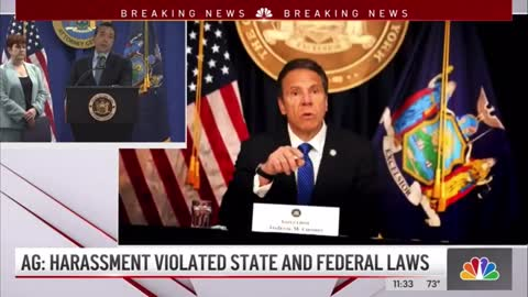 Gov. Cuomo Did Sexually Harass Women: Breaking report