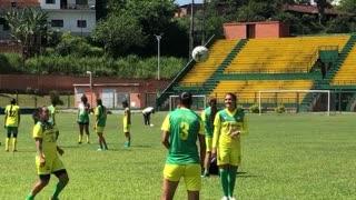 Las 23 jugadoras del Atlético Bucaramanga