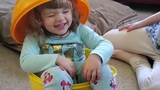 Little Girl Is A Pokémon