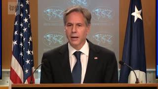 Antony Blinken gives update on American Afghanistan evacuations