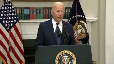 Biden praises FEMA administrator uhhh ummm gazorpazorp -zwell?