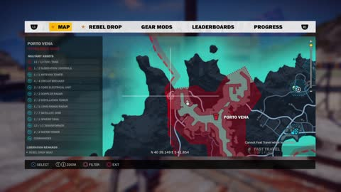 Just Cause 3 Demo Gameplay part 33 Sirocco Nord : Porto Vena Liberation