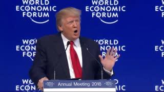 Donald Trump discusses