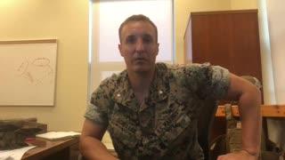 LtCol Stuart Scheller Speaks To American Leadership