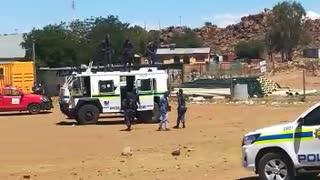 Colesberg Protest