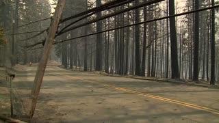 Caldor Fire rages across California at alarming pace
