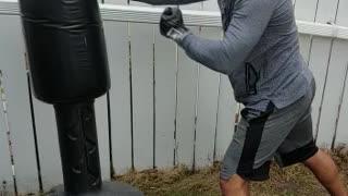 Kickboxing fj