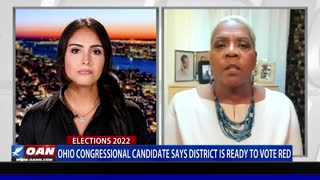 Ohio congressional candidate says district is ready to vote red