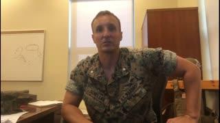 Brave Marine Blasts Biden Over Afghanistan Withdrawal