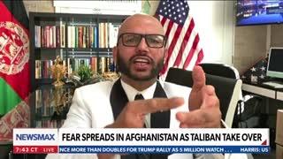 Interpreter Begs Biden to Help His Family Stuck in Afghanistan