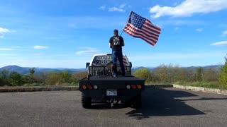 Tactical Lumberjack Loves America